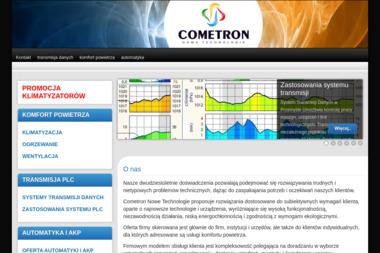 Cometron Nowe Technologie - Klimatyzacja Jastrzębie Zdrój