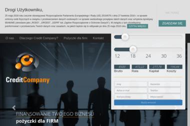 Credit Company Sp. z o.o. - Kredyt Bydgoszcz