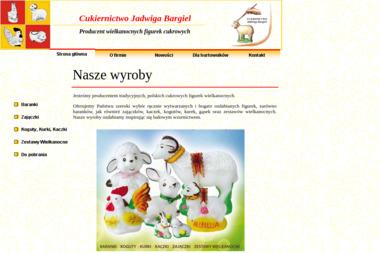 """Cukiernictwo Jadwiga Bargiel"" - Cukiernia Legnica"