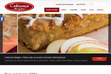 Cukiernia Magda Krystyna Malinowska - Usługi Kulinarne Gliwice