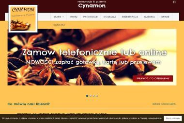 Restauracja & pizzeria Cynamon - Catering Dietetyczny Puławy
