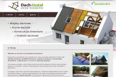 Dach-Instal - Pokrycia dachowe Łowicz
