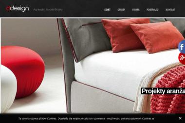 DDesign Agnieszka Kuckiel-Bobko - Architekt wnętrz Szczecin