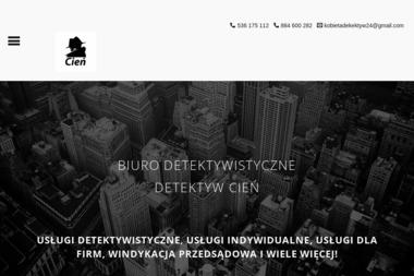 Cień Biuro detektywistyczne - Biuro Detektywistyczne Katowice