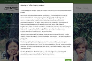 Aneta Wasilewska - Dietetyk Połczyn-Zdrój