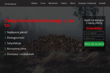 Zakład Remontowo - Budowlany Eugenia Kowal - Drewno Opałowe Czarnocin