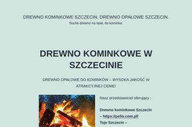 SPRZEDAŻ DREWA KOMINKOWEGO Góźdź Grzegorz - Drewno kominkowe Recz