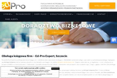 Ed-Pro Expert Sp. z o.o. Sp. k. - Biznes Plan Usługi Szczecin
