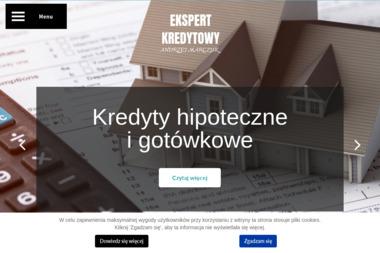 Ekspert Finansowy Andrzej Marczuk - Kredyt hipoteczny Olsztyn