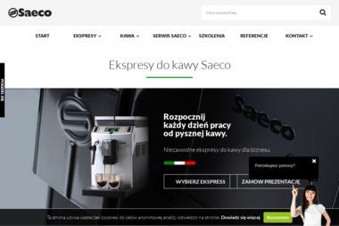 Ekspresy Saeco - Ekspresy do Kawy Warszawa