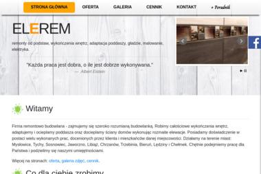 ELEREM - Elewacje i ocieplenia Mysłowice
