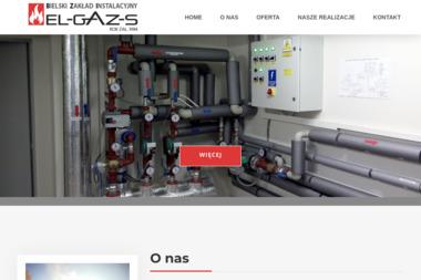 Bielski Zakład Instalacyjny EL-GAZ-S - Instalacje gazowe Bielsko-Biała