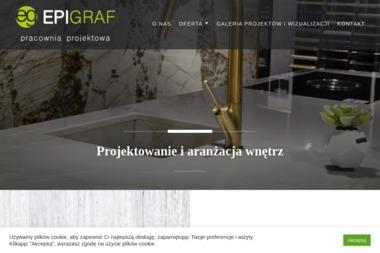 Epigraf - projektowanie i aranżacja wnętrz - Projekty domów Tomaszów Mazowiecki