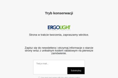 Ergolight Sp. z o.o. - Hurtownia elektryczna Warszawa