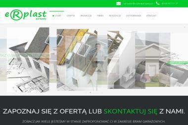 ERPLAST - Drzwi Zielona Góra