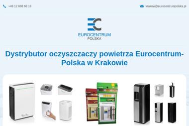 Eurocentrum-Polska Sp. z o.o. - Dostawy wody Kraków