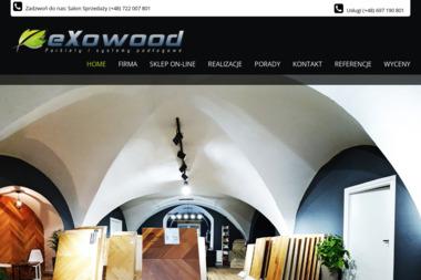 EXOWOOD - Tarasy z Drewna Żary