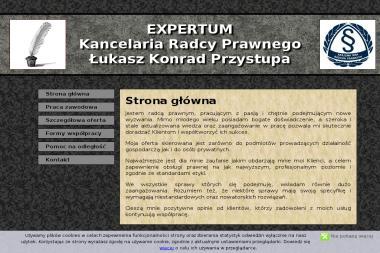EXPERTUM Kancelaria Radcy Prawnego - Prawo Włocławek