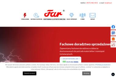 FAR Hurtownia elektrotechniczna - Kontakty Elektryczne Szczecin