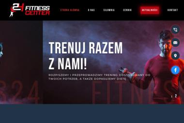 Fitness Center 24 - Spółka Cywilna - Trener personalny Bielsko-Biała