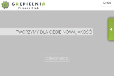 GRĘPIELNIA s.c. Marian Kozłowski Rafał Kozłowski Anna Kozłowska - Trener personalny Bielsko-Biała