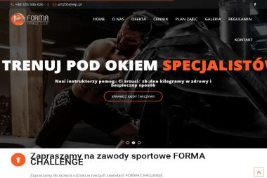 FORMA FITNESS CLUB - Trener personalny Żywiec