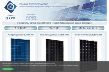 QXPV Polska - Kolektory słoneczne Gdynia