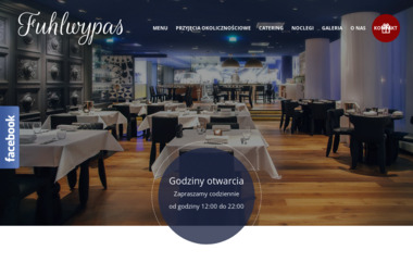 Restauracja Fuhlwypas - Firma Cateringowa Izbicko