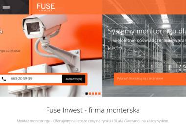 Fuse Inwest - Alarmy Lubin