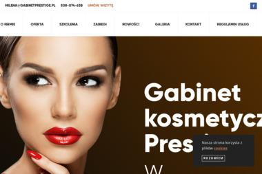 Gabinet Prestige - Manicure i pedicure Kalisz