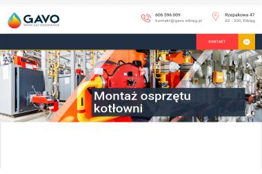 Gavo Elbląg - Montaż Centralnego Ogrzewania Elbląg