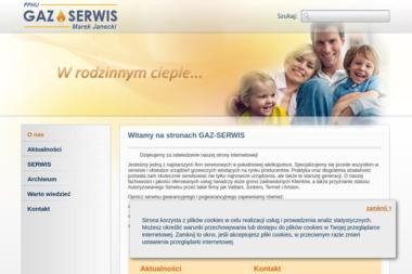 PPHU GAZ-SERWIS - Usługi Gazowe Ostrów Wielkopolski