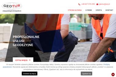 GEOMAX - Ewidencja Gruntów Toruń