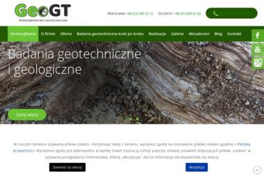 Przedsiębiorstwo Geotechniczne GeoGT Sp. z o.o. - Geolog Szczecin