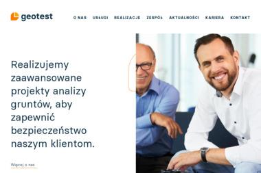 Geotest Sp. z o.o. - Badanie Gruntu Warszawa