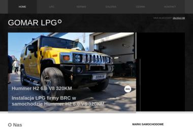 GOMAR LPG - Elektryk samochodowy Łask