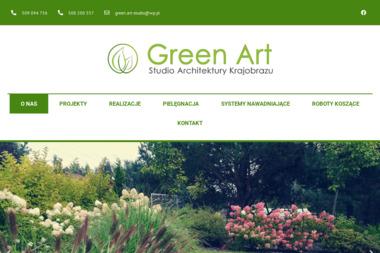 Green Art Studio Architektury Krajobrazu - Altanki Drewniane Szczytno