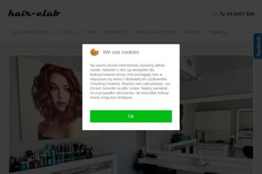 Studio Hair-Club - Fryzjer Poznań