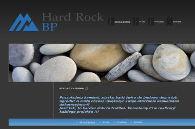 HARD ROCK BP - Piasek Rurzyca