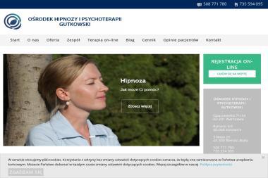 Ośrodek Hipnozy i Psychoterapii Gutkowski - Akupunktura Warszawa