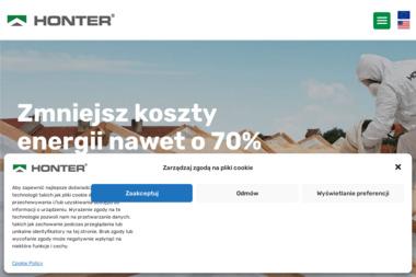 HONTER COMPANY POLSKA - Styropian Poznań
