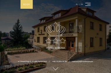 Hotel Korona - Catering świąteczny Sandomierz