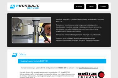 Hydraulic Service - Rury do Instalacji Wodnej Koszalin