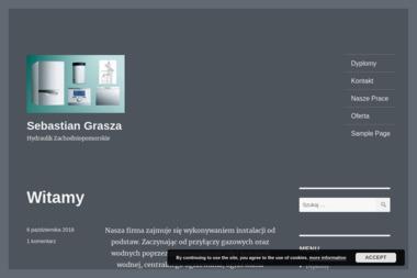 Usługi hydrauliczno-gazowe Sebastian Grasza - Instalacja Gazowa w Domu Szczecin