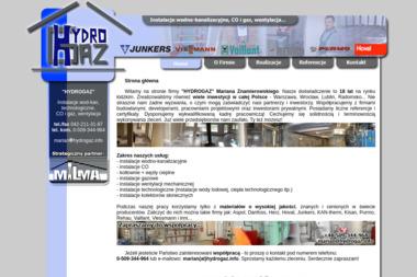Hydrogaz - Instalacje Gazowe Konstantynów Łódzki