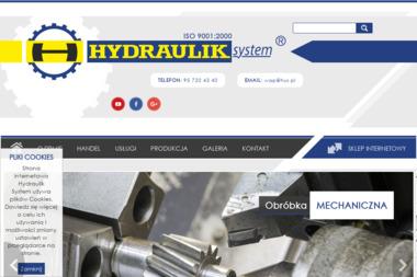 Hydraulik SYSTEM W. Pawłowski - Sklep hydrauliczny Gorzów Wielkopolski