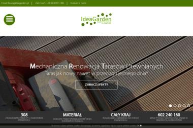 IDEAGARDEN s.c. - Tarasy Bielsko-Biała