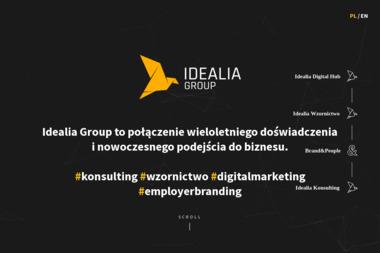 Idealia - Biznes Plan Firmy Budowlanej Kielce