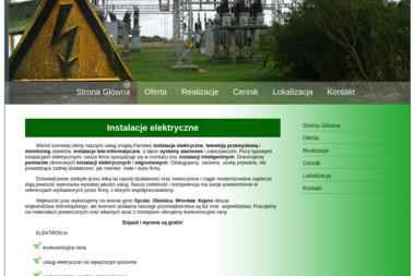 Instalatorstwo Elektryczne Elektro-Mont - Pogotowie Elektryczne Międzybórz