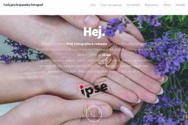 IPSE fotografia & reklama Adam Kolaśniewski - Sesje zdjęciowe Olsztyn